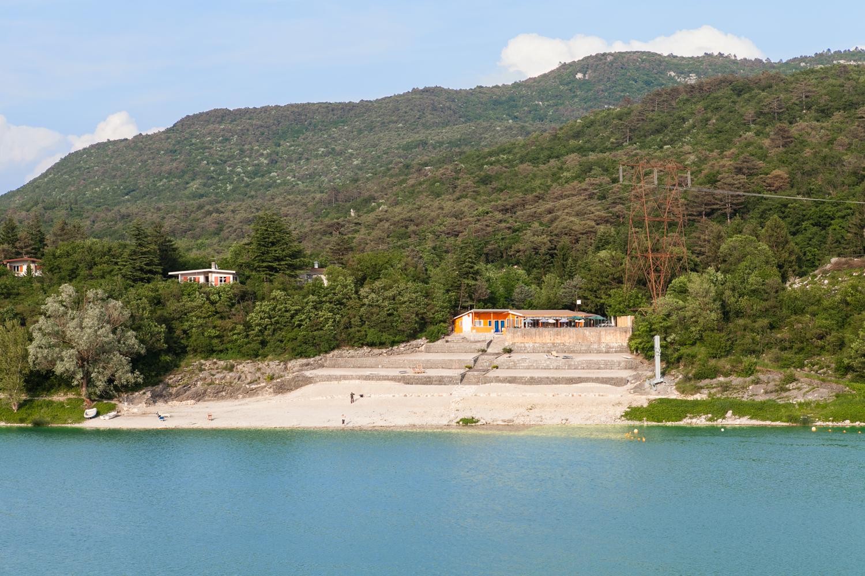 lake line terlago